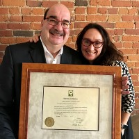 Lawyer Paul Marcotte celebrates his 40th Bar Anniversary