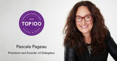 Pascale Pageau named one of Canada's Top 100 Most Powerful Women of 2020