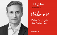 Peter Sztyk joins the Collective!